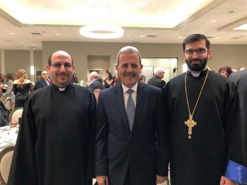 Gala Reception of Lebanese-American Council on Democracy - Saint